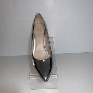 Cole Haan silver heels 👠